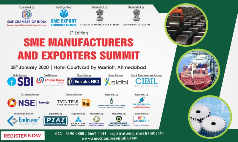SME Manufacturers and Exporters Summit