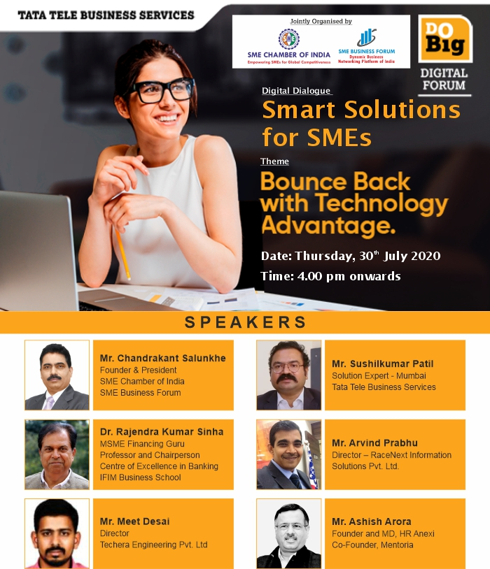 Smart Solutions For SMEs