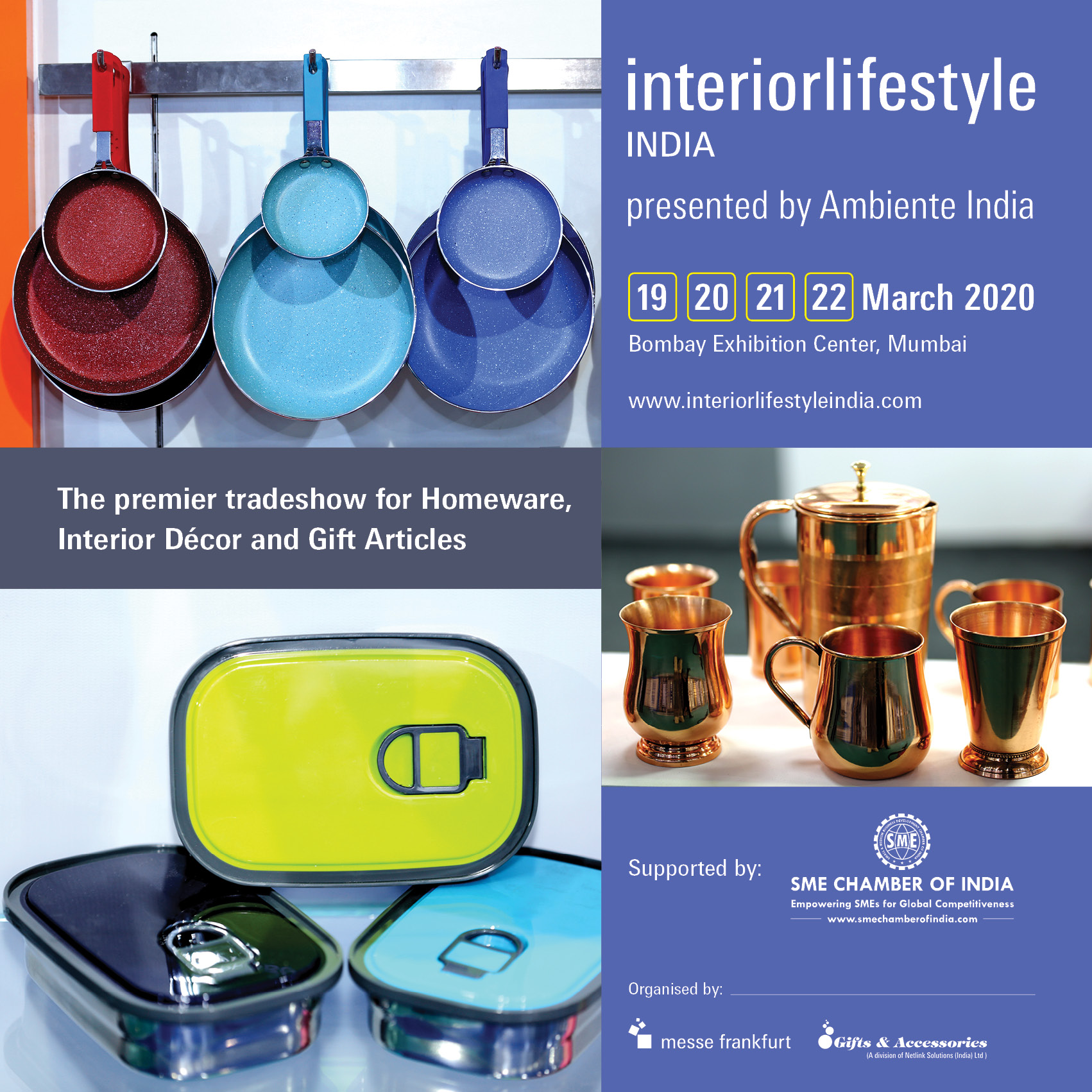 Interior Lifestyle India presented by Ambiente India 2020